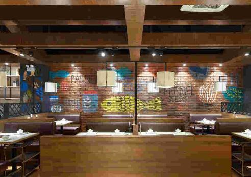 墙体绘画和壁纸都可以来装修墙壁