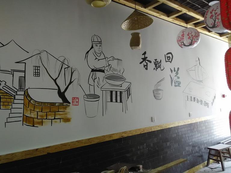 赣州墙中画手绘有限公司