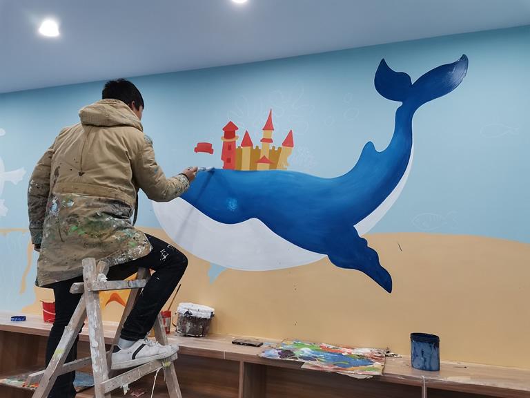 宜春天艺手绘创意文化传媒有限公司