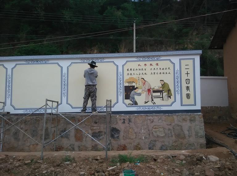 深圳家倍美墙绘艺术设计工作室