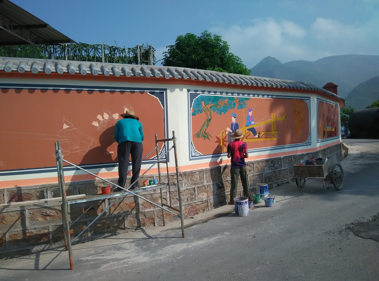 重庆骑士手绘艺术工作室