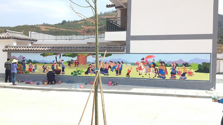 天津7080手绘艺术工作室